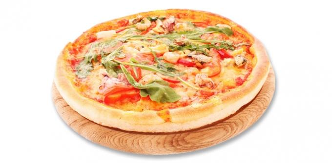 Unsere Pizzas für die Kinder