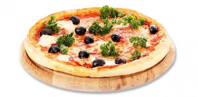 Zodiac pizzas