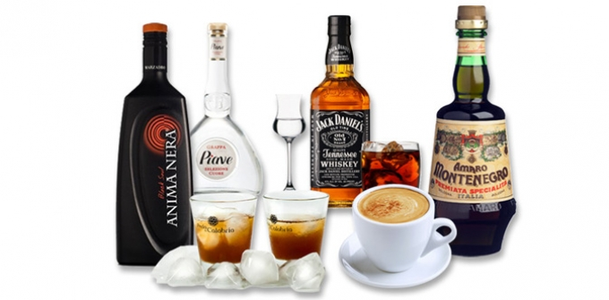 LIQUORS AND HOT DRINKS