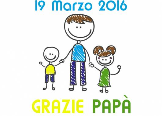 Sabato 19 marzo è il giorno della festa del papà 2016: festeggialo con la tutta la famiglia!