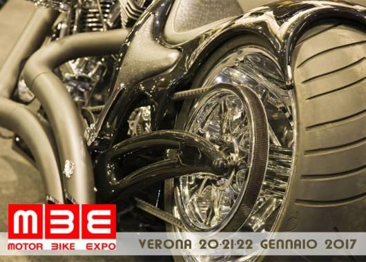 Motor Bike Show 2017 a Verona: dopo la fiera delle moto a Veronafiere, passate da noi!