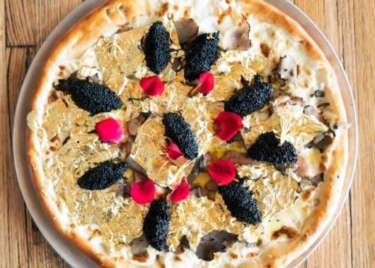 Pizza d'oro negli USA, e in Italia?