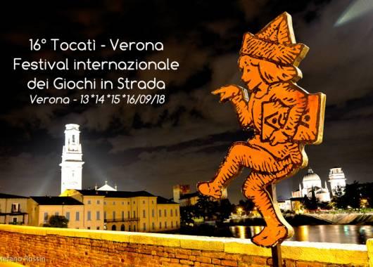 Tocatì a Verona 2018: 4 giorni dedicati al Festival Internazionale di Giochi in Strada