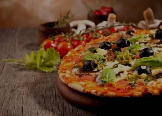 La passione per la pizza si rinnova nel 2020. Provatela al Ristorante Pizzeria La Panoramica!