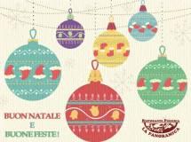 Ristorante con menu per pranzo di Natale a Verona 2016