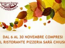 Il ristorante pizzeria a Colognola ai Colli che chiude e riapre!