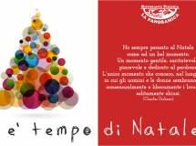 Auguri di Buon Natale e Felice Anno Nuovo da La Panoramica di Colognola ai Colli!