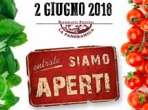 Pizzeria ristorante aperto il 2 giugno a Colognola ai Colli!
