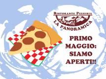 Primo Maggio in Pizzeria Ristorante a Colognola!