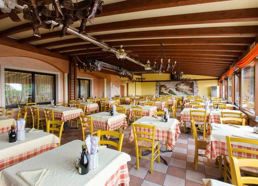 Ristorante pizzeria per gruppi Verona, La Panoramica a Colognola ai Colli
