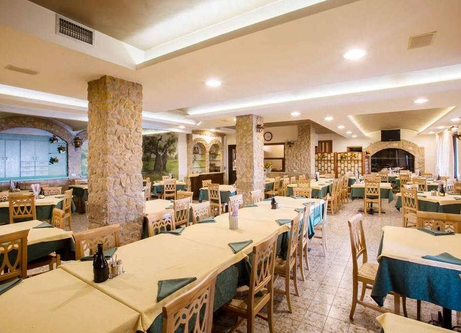 Pizzeria ristorante per gruppi a Verona, La Panoramica a Colognola ai Colli