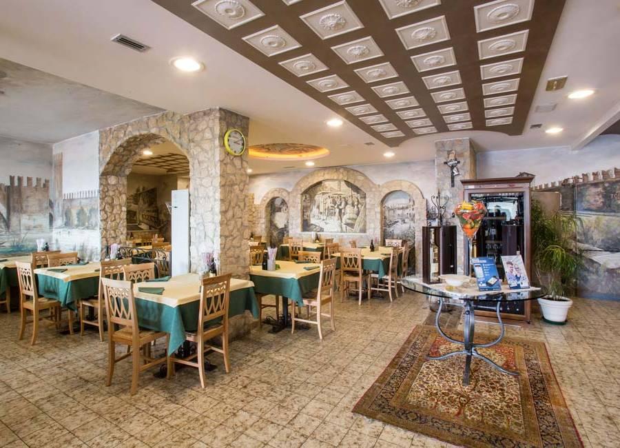 Dove mangiare a Verona, ristorante pizzeria La Panoramica Colognola ai Colli