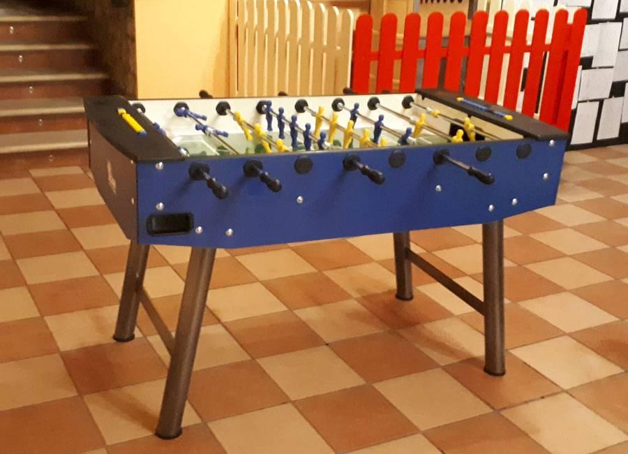 Ristorante con area bimbi per svago e giochi