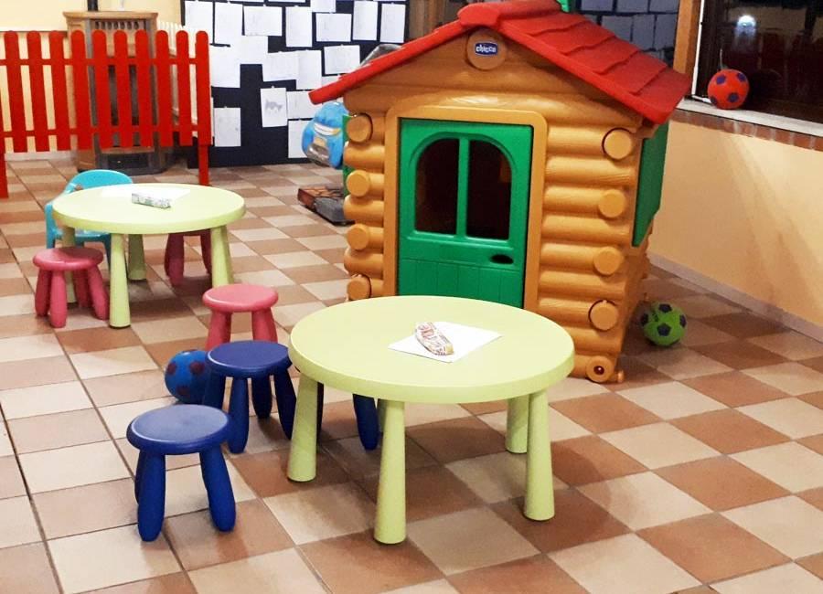 Locale con giochi per bambini Colognola qi Colli Verona